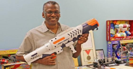 Super Soaker Inventor Turns Attention to Batteries