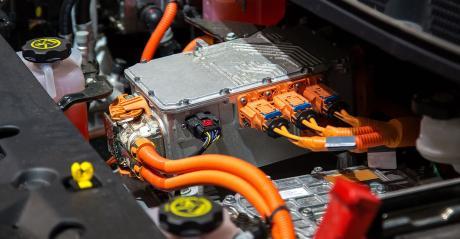 eOrange masterbatch auto components